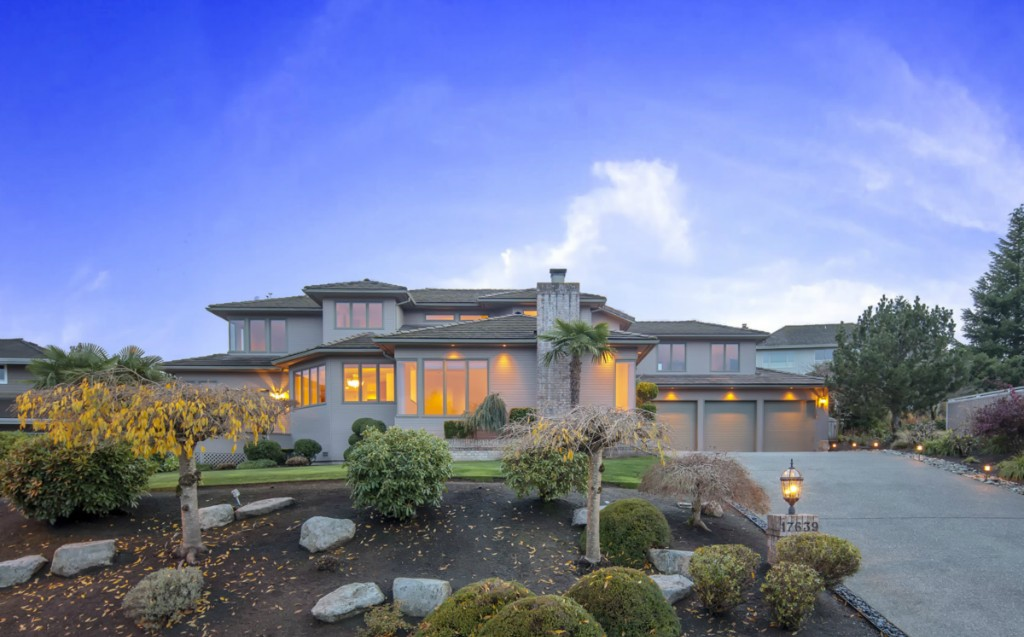 Luxury Homes In Washington State