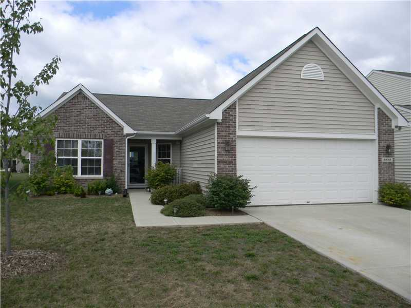 Open House at 8858 White Tail Trail in McCordsville, IN