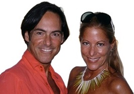 Photo of Josette Wys and Andy Katz