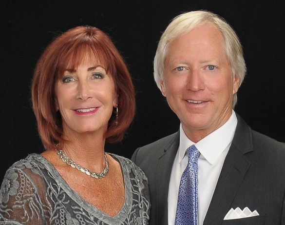 Photo of Chris and Kim